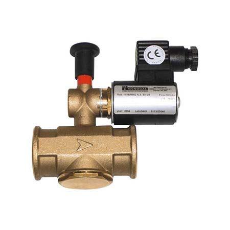 Immagine per la categoria ACCESSORI IMPIANTO GAS