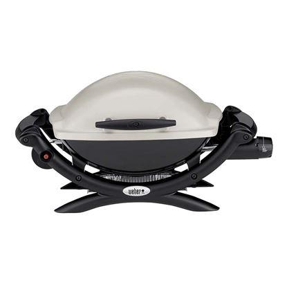 Immagine di Barbecue Weber Q 1000 Titanium a gas 1 fuoco