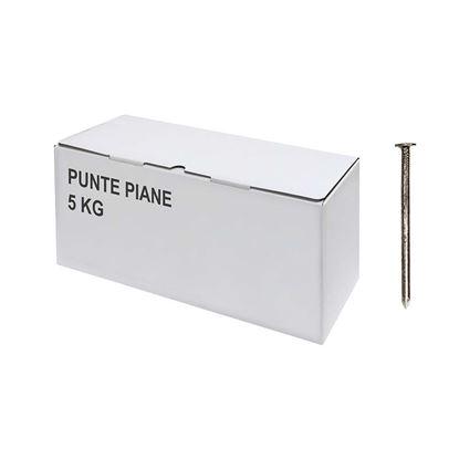 Immagine di Punte piane, 5 kg, 17x70 mm