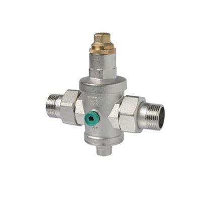 """Immagine di Riduttore pressione, IVR, bocchettonato, sede inox, MM 3/4"""""""