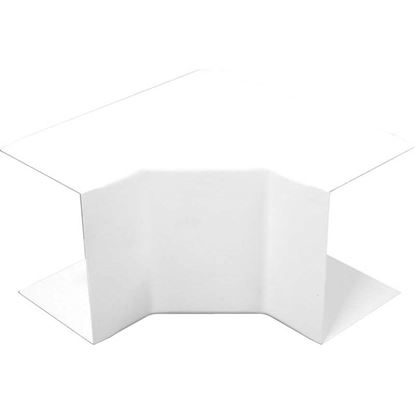 Immagine di Angolo interno, colore bianco, 100x60 mm