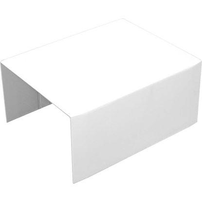Immagine di Deviazione a T, colore bianco, 60x40 mm