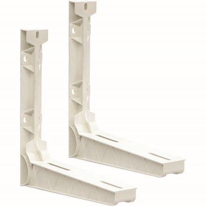 Immagine di Staffe, poliammide, 2 pezzi, 200 kg