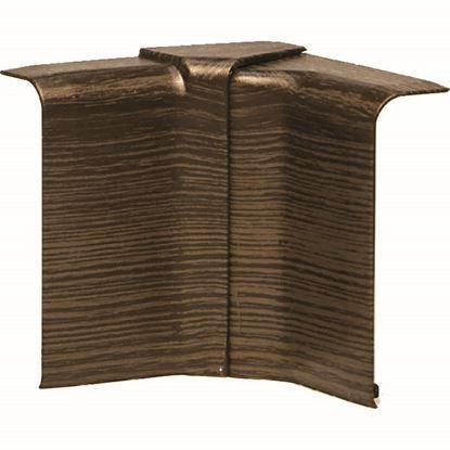 Immagine di Angolo interno variabile, colore wengè, altezza 70 mm