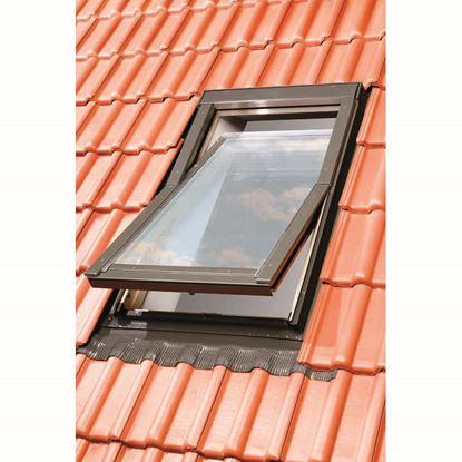 Immagine di Raccordo in acciaio per finestra da tetto