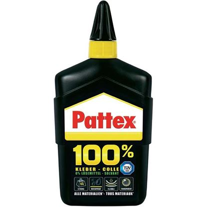 Immagine di Pattex millechiodi legno, 100 gr, ideale per tutti i tipi di legno ed altri materiali