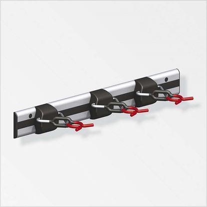 Immagine di Gancio per utensili, rosso