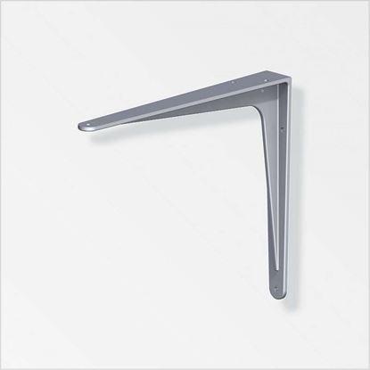 Immagine di Reggimensola alluminio, 125x150 mm