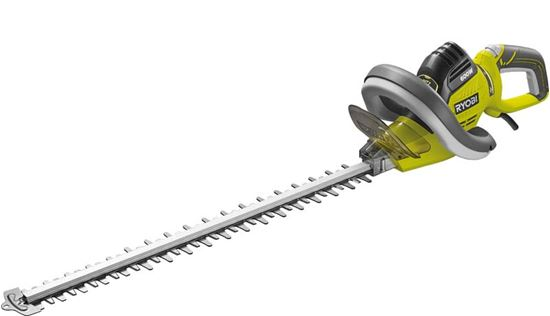 Tagliasiepi elettrico rht6060rs 600w lunghezza lama 60 cm