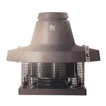 Immagine di Tiracamino Vortice , aspiratore da camino elettrico 750m3/h