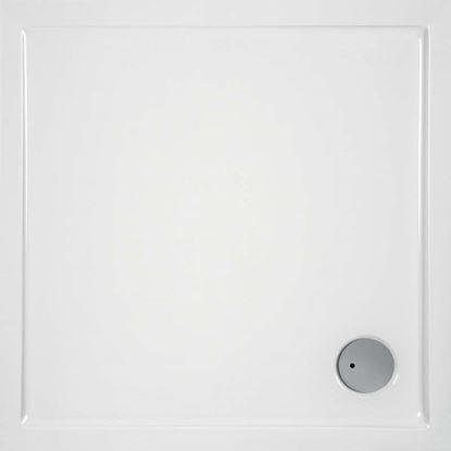 Immagine di Piatto doccia Champion, in acrilico, 75x75 cm