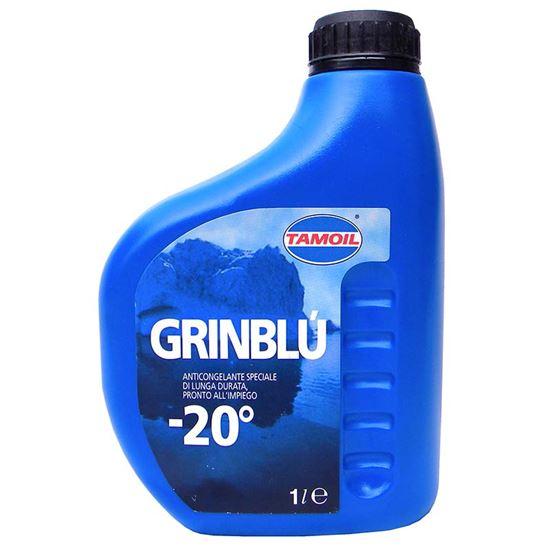 Immagine di liquido radiatore Tamoil grinblu -20, 1 lt