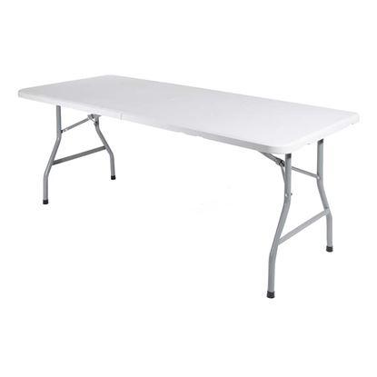 Immagine di Tavolo in plastica pieghevole, 180x75xh74 cm