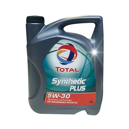 Immagine di Olio Total synthetic plus 5w30, 4 lt