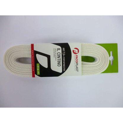 Immagine di Cintino cotone leggero, 22 gr, bicolore, 5,5 mt