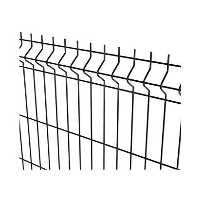 Immagine di Pannello rigido zincato plastificato maglia 100x50 mm h 150 mm