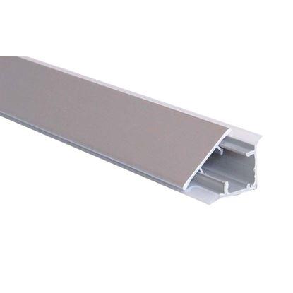Immagine di Alzatina, triangolare, alluminio, 3000 mm
